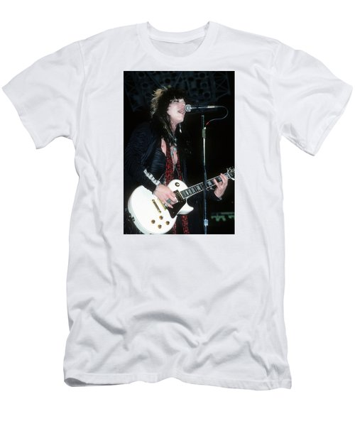 Tom Keifer Of Cinderella Men's T-Shirt (Athletic Fit)