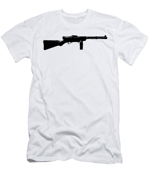 Tommy Gun Tee Men's T-Shirt (Athletic Fit)