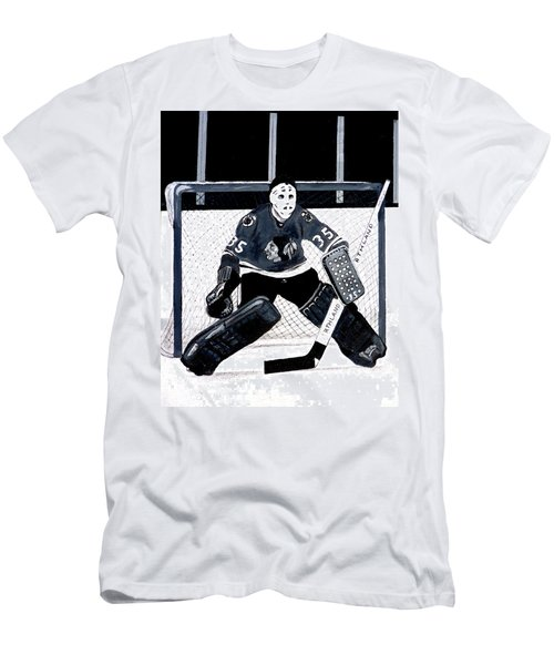 Tony Esposito Men's T-Shirt (Athletic Fit)