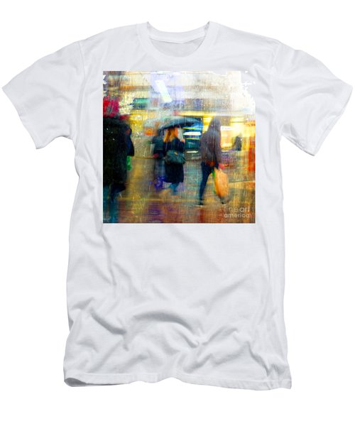 Too Warm To Snow Men's T-Shirt (Athletic Fit)