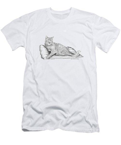 Top Cat Men's T-Shirt (Athletic Fit)