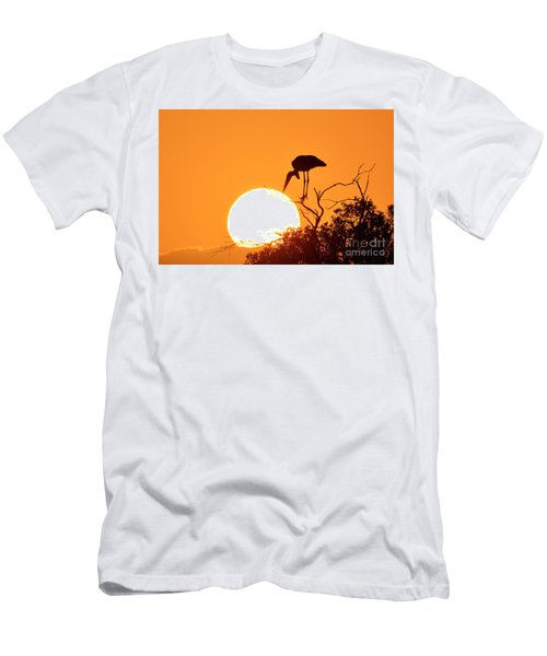 Touching The Sun Men's T-Shirt (Athletic Fit)