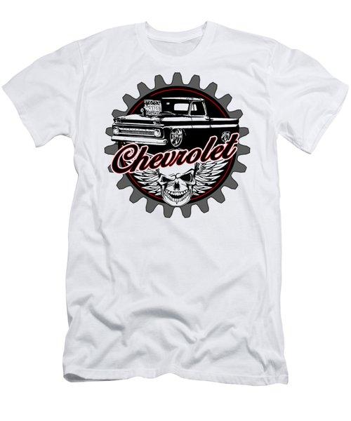 Tough Trucks Men's T-Shirt (Athletic Fit)