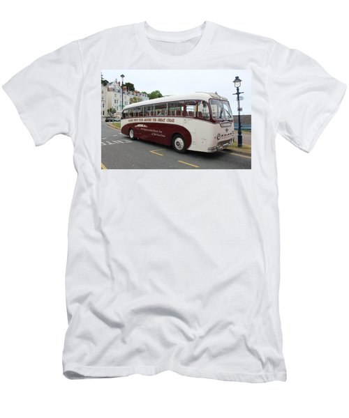 Tour Bus Men's T-Shirt (Athletic Fit)