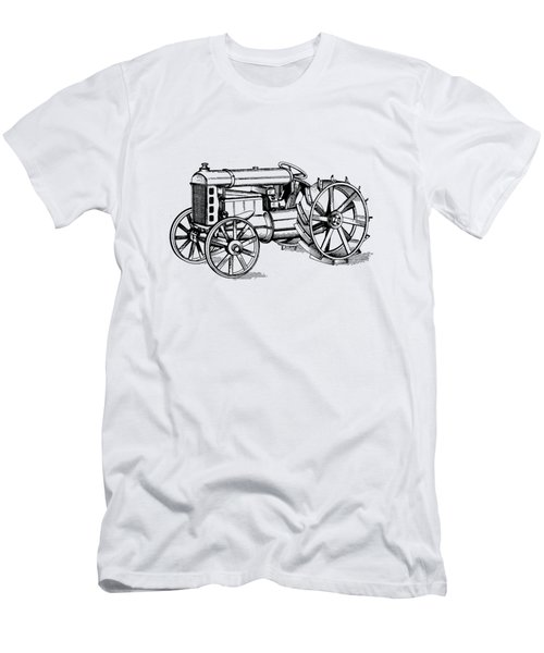 Tractor 1919 Henry Ford T-shirt Men's T-Shirt (Athletic Fit)