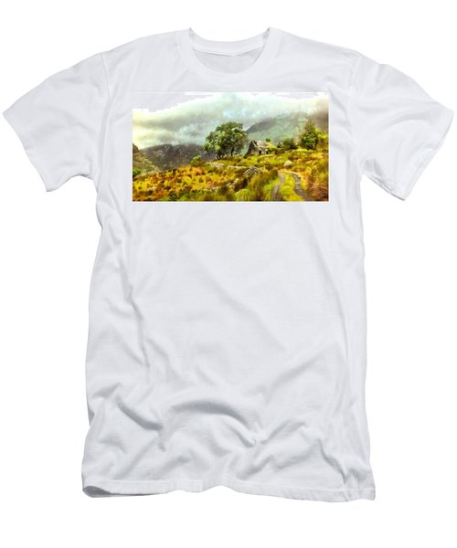 Traditional Ireland Men's T-Shirt (Athletic Fit)