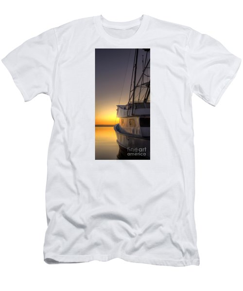 Tranquility On The Bay Men's T-Shirt (Athletic Fit)