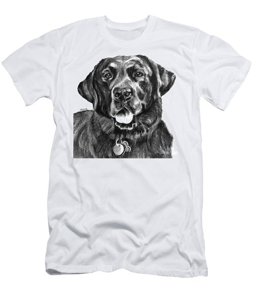 Treasured Lab Men's T-Shirt (Athletic Fit)