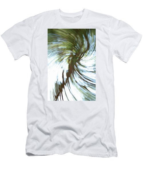 Tree Diptych 1 Men's T-Shirt (Athletic Fit)