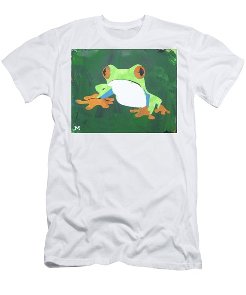 Tree Frog Men's T-Shirt (Athletic Fit)
