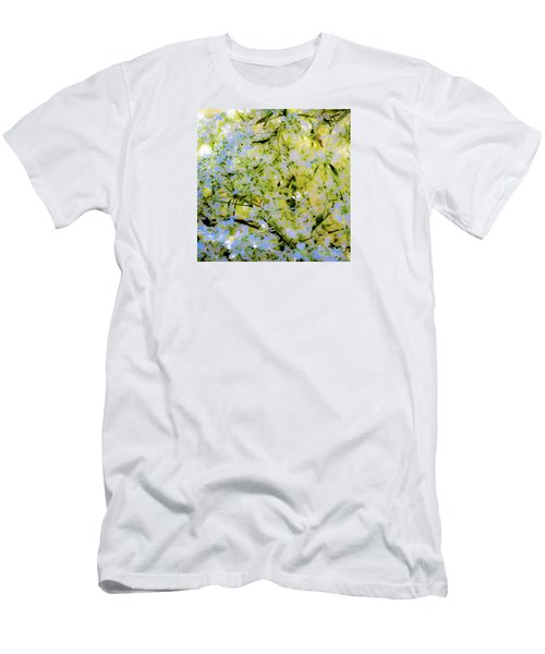 Trees And Leaves Men's T-Shirt (Athletic Fit)