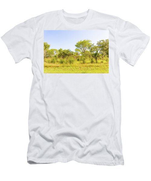 Trees In Zambia Men's T-Shirt (Athletic Fit)