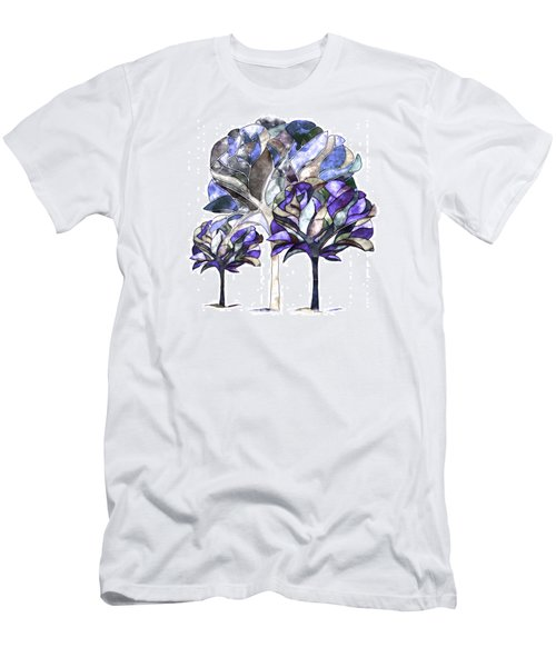 Trees Of Sadness Men's T-Shirt (Athletic Fit)