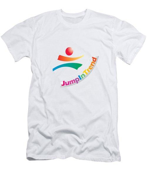 Trendy Men's T-Shirt (Athletic Fit)