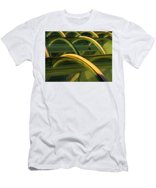 Triple Skylight Men's T-Shirt (Athletic Fit)