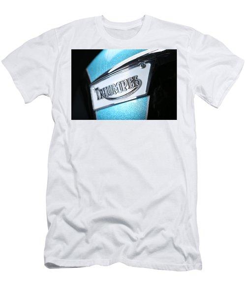 Triumph Badge Men's T-Shirt (Athletic Fit)
