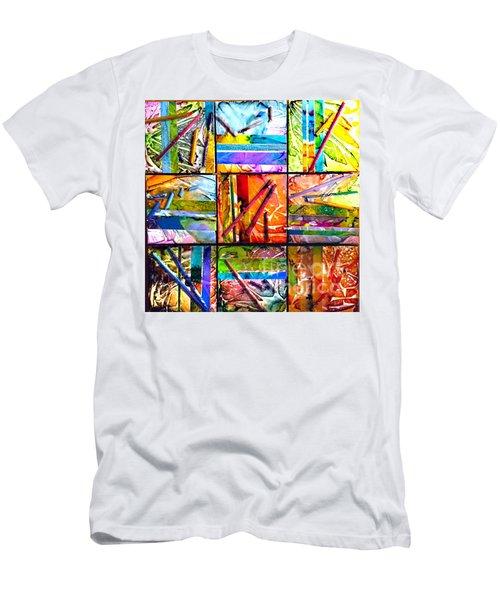 Tropical Stix Men's T-Shirt (Athletic Fit)