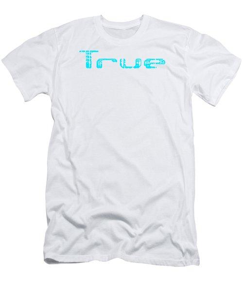 True Three Men's T-Shirt (Athletic Fit)