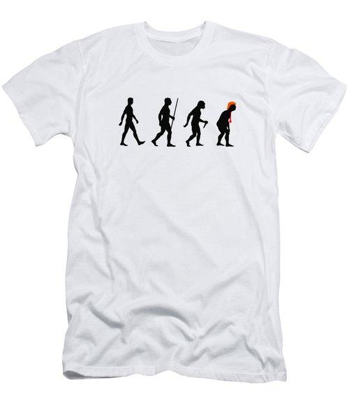Trumplution Men's T-Shirt (Athletic Fit)