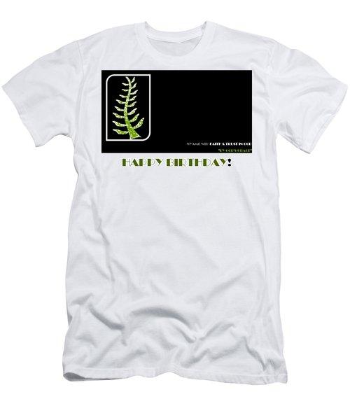 Trust In God Men's T-Shirt (Athletic Fit)