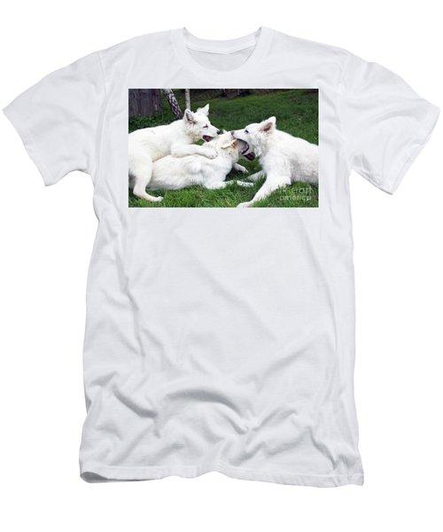 Tug Jane And Greta Men's T-Shirt (Athletic Fit)