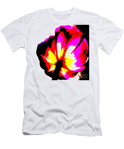 Tulip Men's T-Shirt (Slim Fit) by Tim Townsend