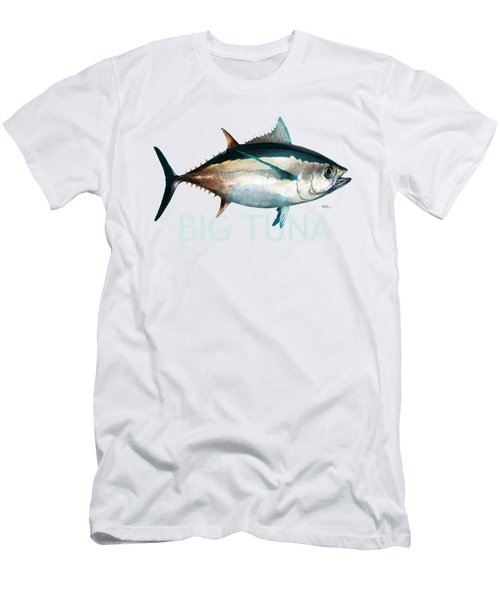 Tuna 001 Men's T-Shirt (Athletic Fit)