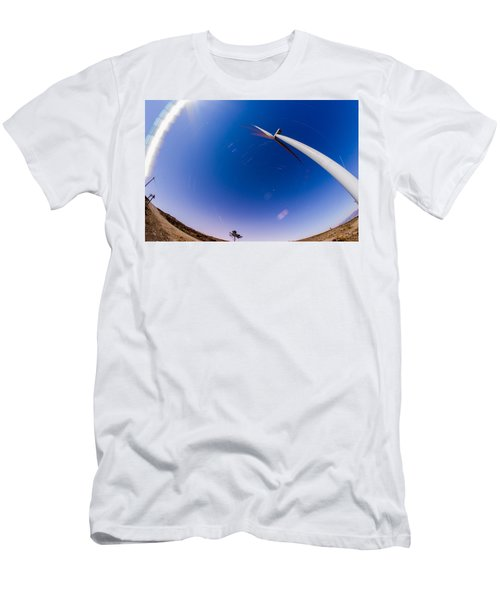 Turning Night Into Day Men's T-Shirt (Athletic Fit)