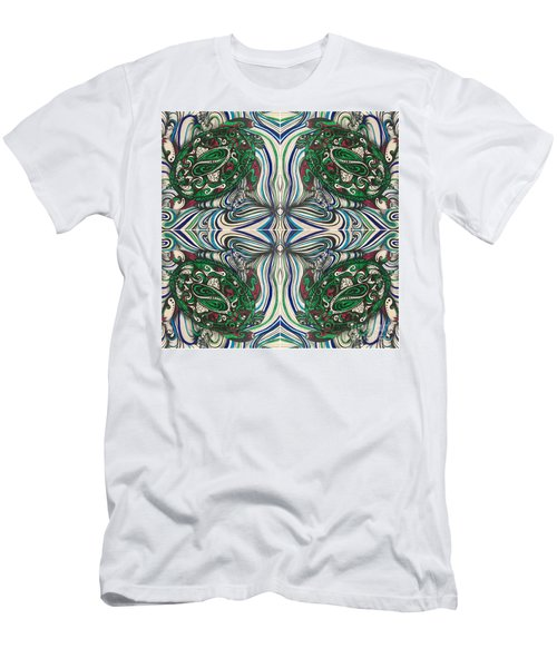 Turtle Time Men's T-Shirt (Athletic Fit)