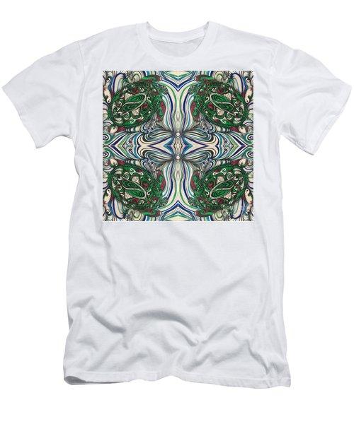 Turtle Time Men's T-Shirt (Athletic Fit)