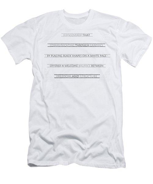 Twombly Men's T-Shirt (Slim Fit)