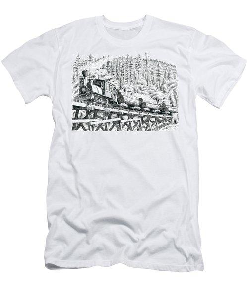 Uncle Sam Men's T-Shirt (Athletic Fit)