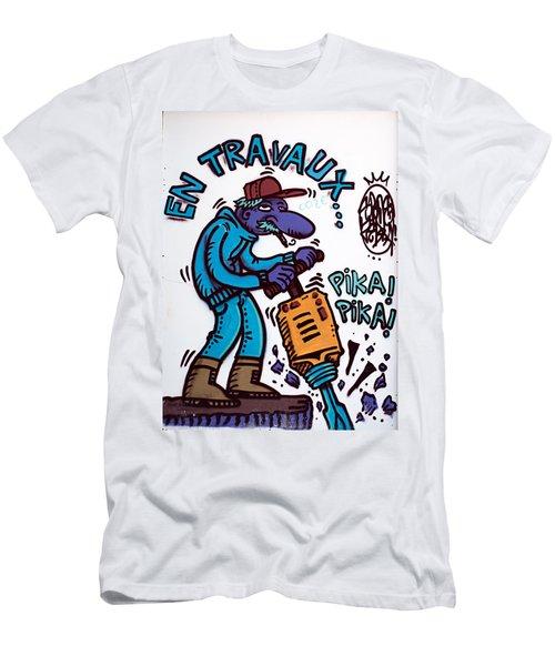 Under Construction Men's T-Shirt (Athletic Fit)