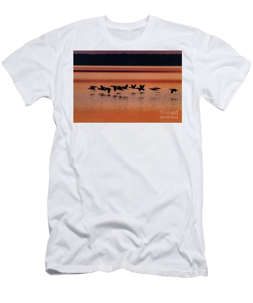 Men's T-Shirt (Athletic Fit) featuring the photograph Under The Radar by William Norton