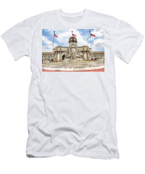 Union Station Men's T-Shirt (Athletic Fit)