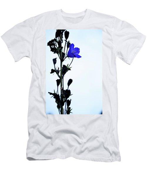 Unique Flower Men's T-Shirt (Slim Fit) by Teemu Tretjakov