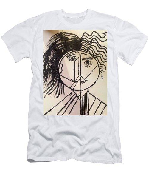 Unisex Men's T-Shirt (Athletic Fit)