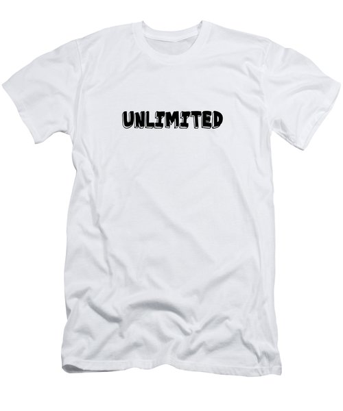 Unlimted Men's T-Shirt (Athletic Fit)