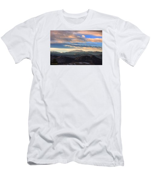 The Unmatched Beauty Of The Colorado Rockies Men's T-Shirt (Athletic Fit)