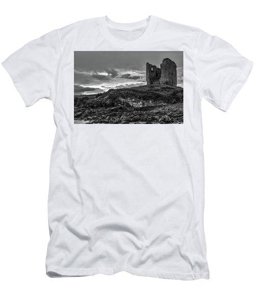 Upcomming Myth Bw #e8 Men's T-Shirt (Athletic Fit)