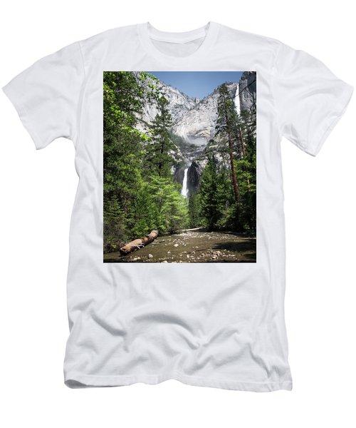 Upper Lower Men's T-Shirt (Athletic Fit)