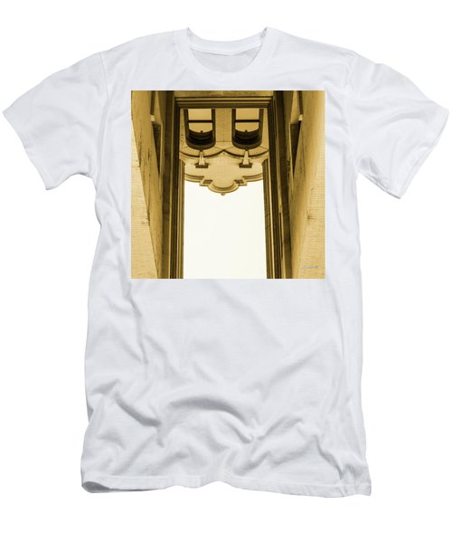 Urban Portals - Architectural Abstracts Men's T-Shirt (Athletic Fit)