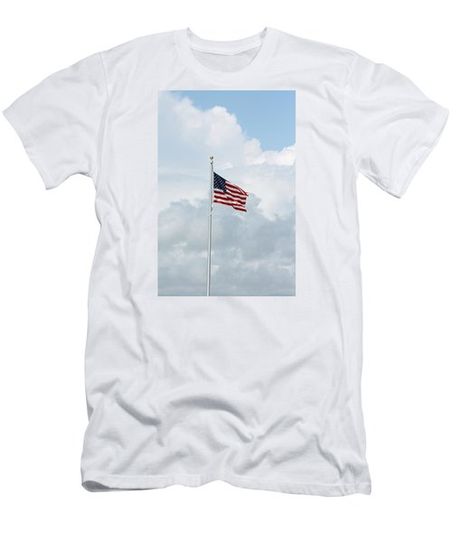 USA Men's T-Shirt (Athletic Fit)