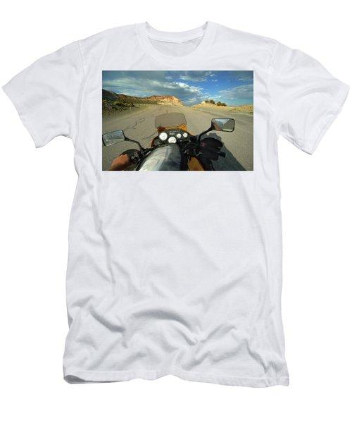 Utah Highway 57 The Coal Haul Road Men's T-Shirt (Athletic Fit)