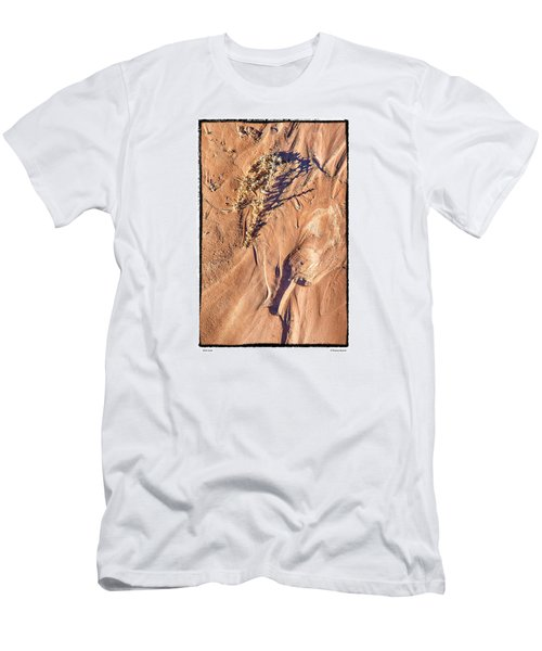Utah Sand Men's T-Shirt (Slim Fit) by R Thomas Berner