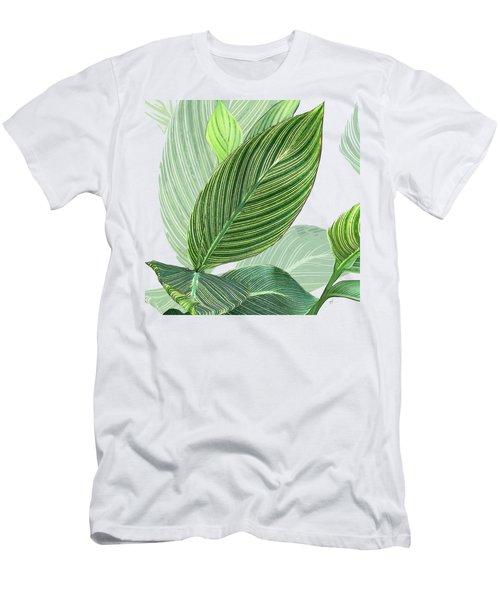 Variegated Men's T-Shirt (Athletic Fit)