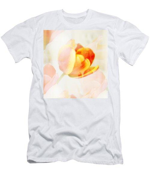 Veiled Tulip Men's T-Shirt (Athletic Fit)