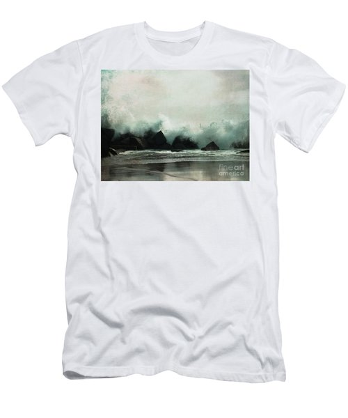 Venice Beach, California Men's T-Shirt (Athletic Fit)