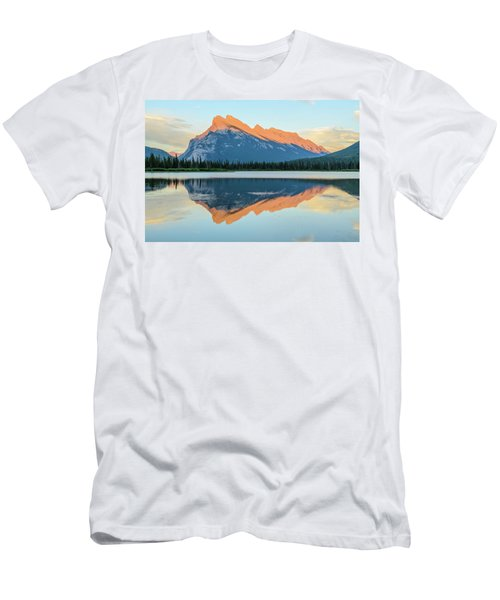 Vermillion Lakes Men's T-Shirt (Athletic Fit)