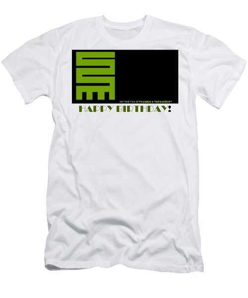 Versatility Men's T-Shirt (Athletic Fit)